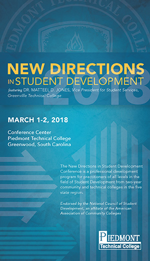 New Directions Conference Agenda