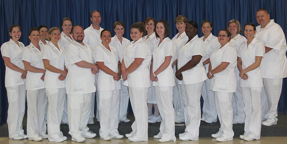 May 2014 Nursing Pinning