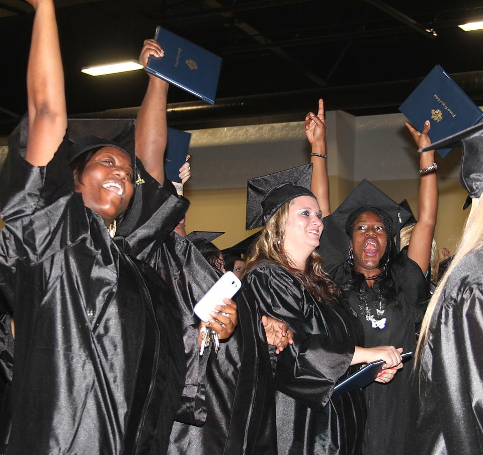 college graduation honors Being an honors institute scholar at broward college has its perks among them are the honors scholarships awarded to the best and brightest.