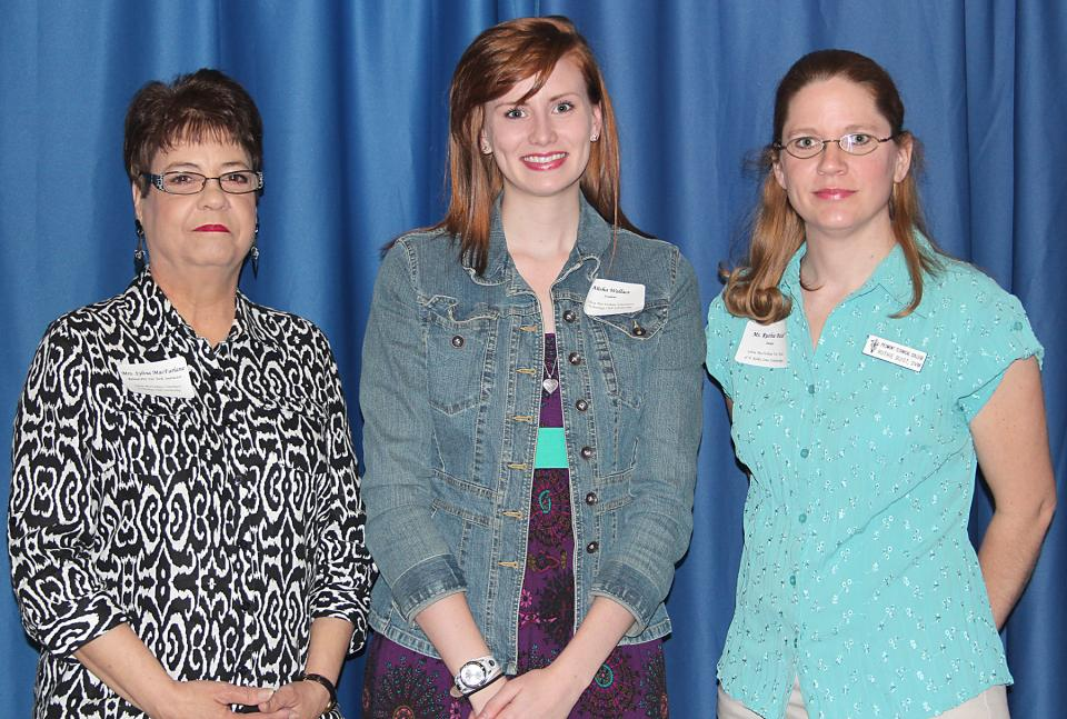 Sylvia MacFarlane Vet Tech Club Scholarship