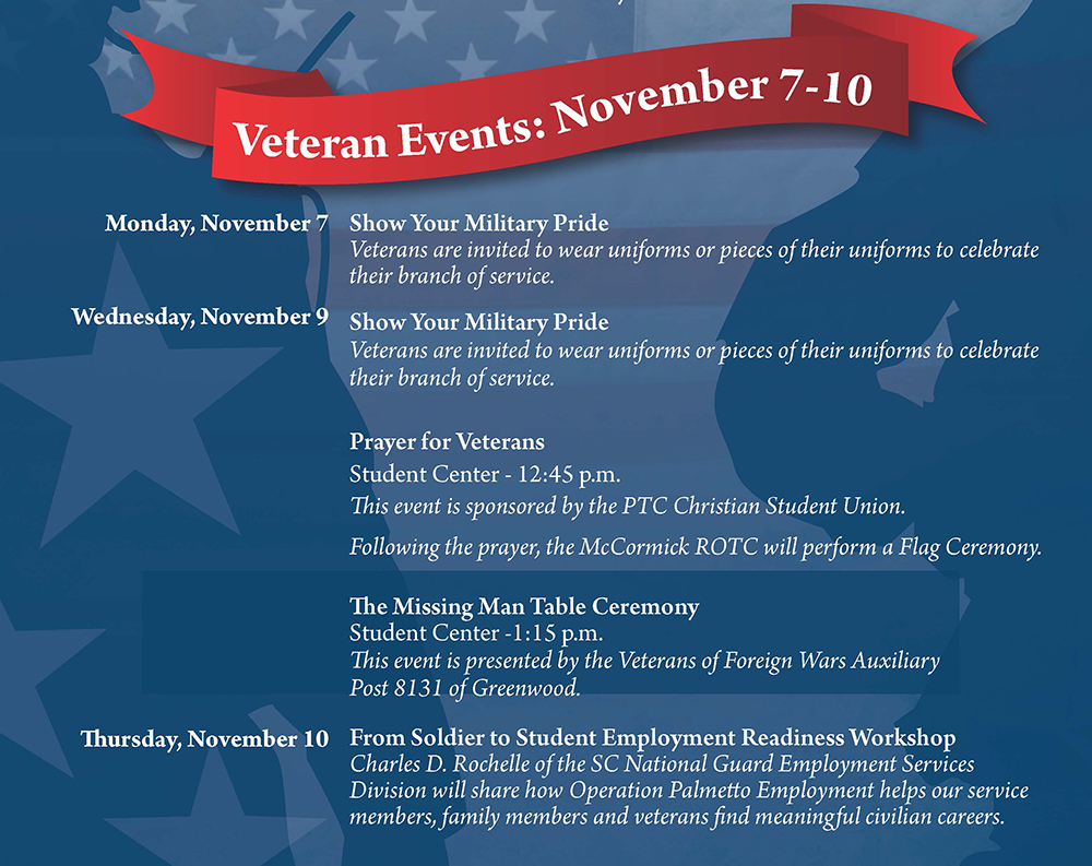 veterans events