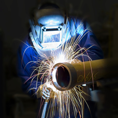 Welding what degrees are there in college