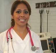 Associate Degree Nursing Student