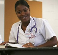 Practical Nursing Student