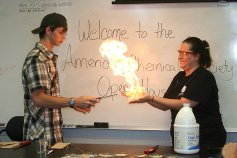 American Chemical Sociaty Demonstration