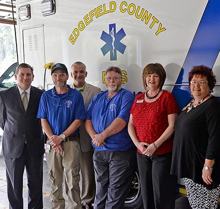 Edgefield EMT