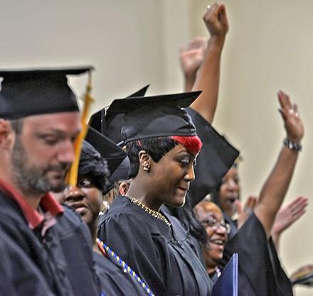 Graduation August 2015