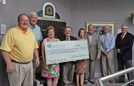 Greenwood Community Foundation Donation