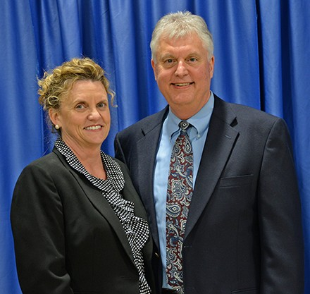 John and Susan Thompson
