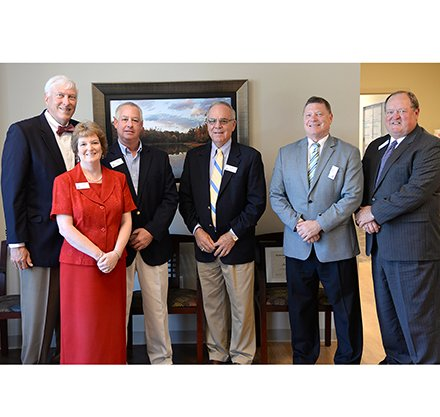 New Foundation Board members