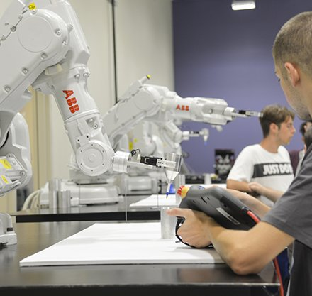 ABB Robotics Chooses PTC as National Training Site
