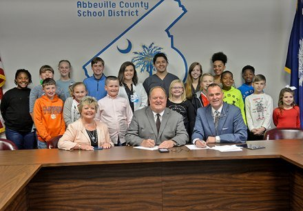 abbeville promise signing