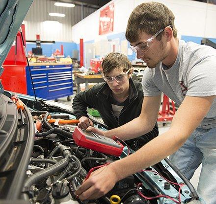 Piedmont Tech Automotive Program Wins Coveted Accreditation