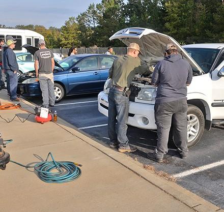 Automotive Safety Check