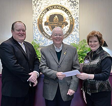Greenwood Rotary Donation