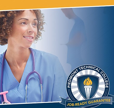 Piedmont Technical College Job-Ready Guarantee