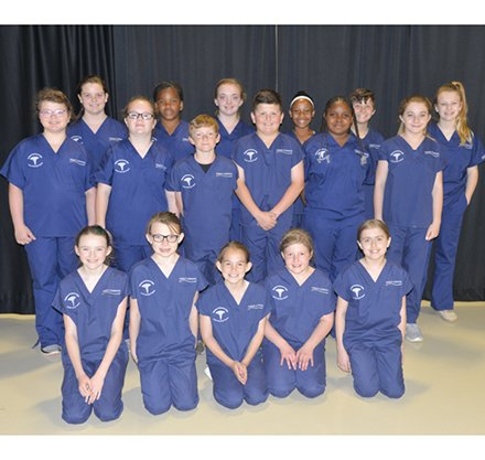 Ninety Six Elementary School Junior Nursing Club