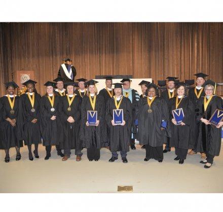 PTC Bestows 15 Presidential Medallions