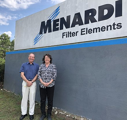 Menardi Chooses PTC for Apprenticeship Partnership