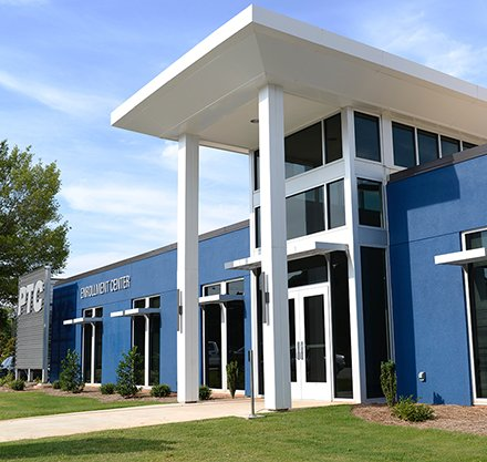 PTC Enrollment Center in Greenwood.