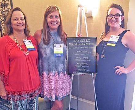 respiratory care scholarship winners