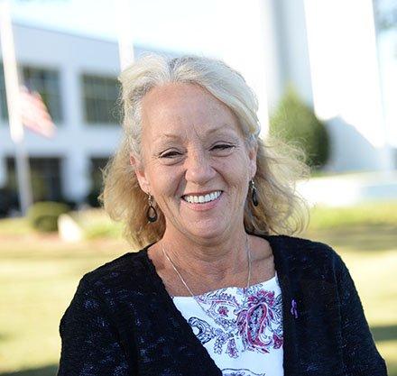 Sandy Webb Portrait