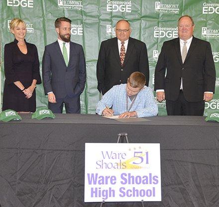 Greenwood Edge Signing Day May 14