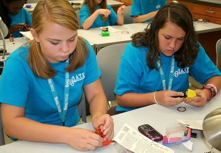 teen tech camp
