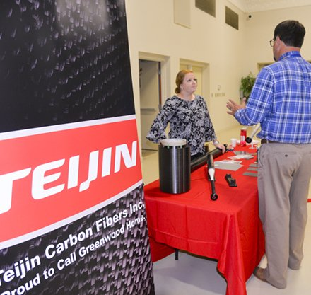 Teijin will be at Upper Savannah Regional Job Fair Oct. 30