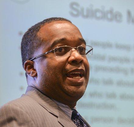 Tony Johnson of Mental Health America