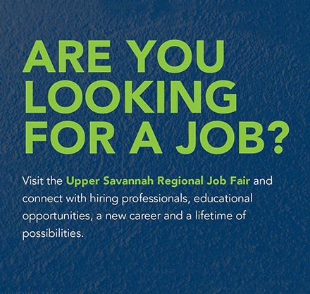 upper savannah job fair